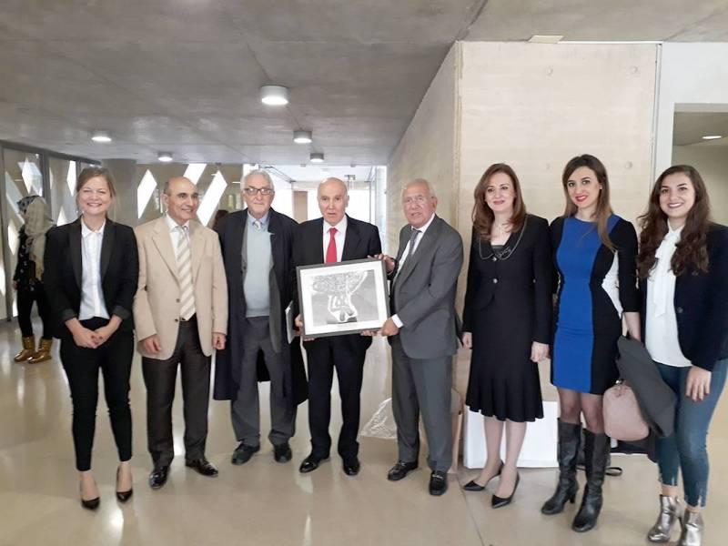 L'association Amel lauréate du prix de la paix au Liban